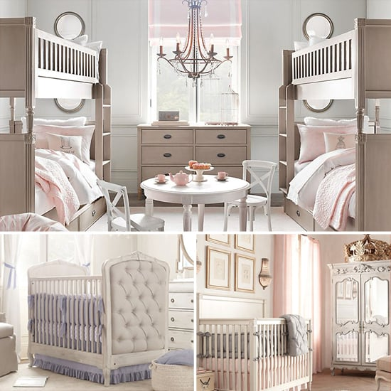 Nursery Eye Candy! Restoration Hardware Baby & Child's Newest Collection