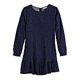 POPSUGAR Flounce-Hem Mini Dress