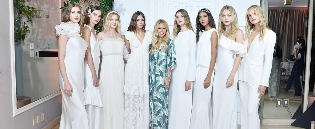 Rachel Zoe Has a Vision For Her Brides — and It Doesn't Include Sneakers