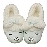 Caramella Bubble Fuzzy Lamb Slippers ($20-$22)