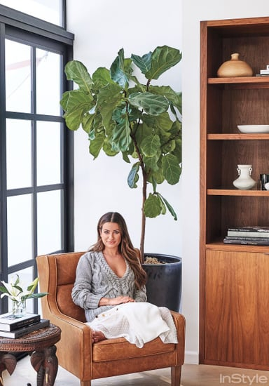 Inside Lea Michele's Chic Los Angeles Home: 'This House Is Healing'