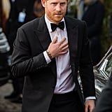 The Name's Harry, Prince Harry