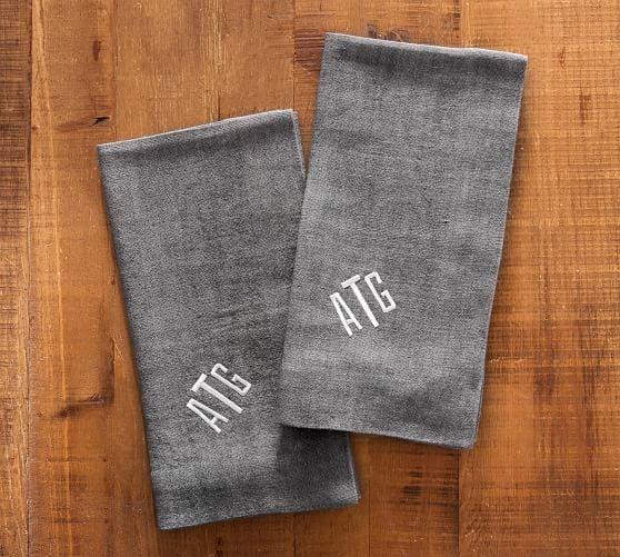 Mason Oversized Linen Napkin, Set of 4