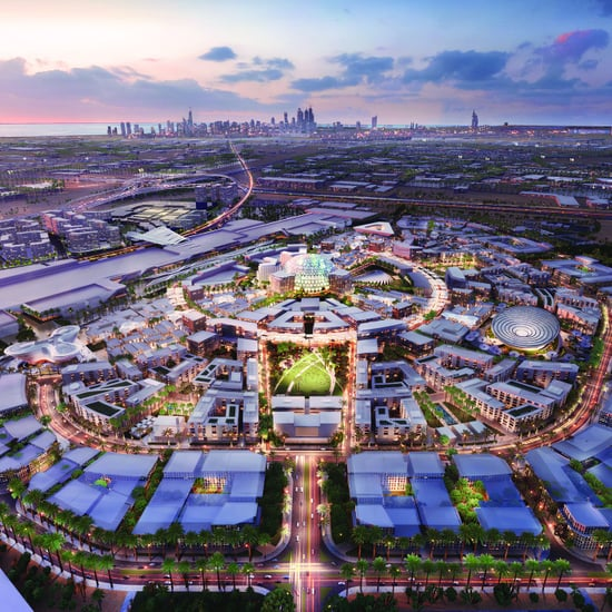 Video: Dubai Expo District 2020