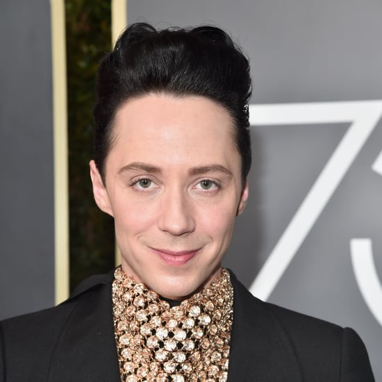 Johnny Weir Beauty Interview