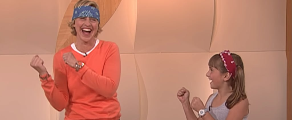 Alyson Stoner on The Ellen Show in 2003 Video