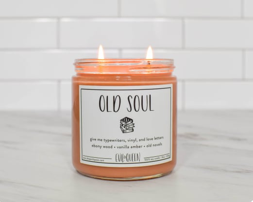 Old Soul Candle