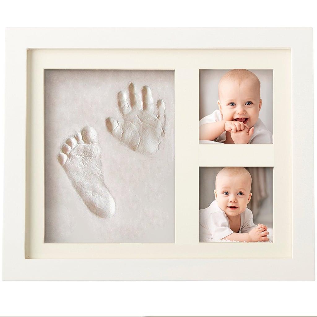 Baby Handprint Kit & Footprint Photo Frame