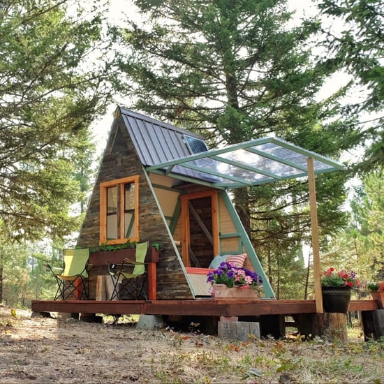 How to Build a Tiny Cabin