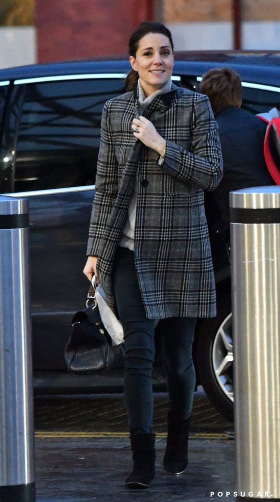 Meghan Markle's Coat Is Chic, but So Is Kate Middleton's — and It's Under $200