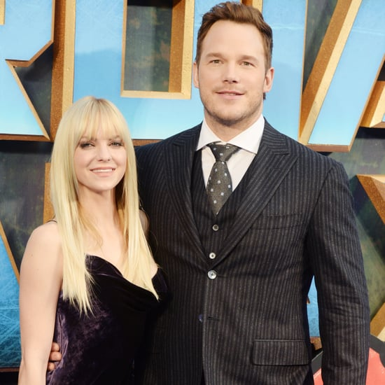 Anna Faris Quotes About Coparenting With Chris Pratt 2018