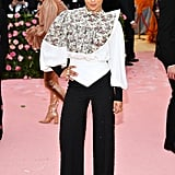 Ruth Negga at the 2019 Met Gala