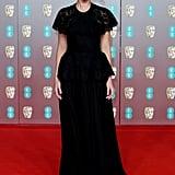 Margot Robbie at the 2020 BAFTAs in London