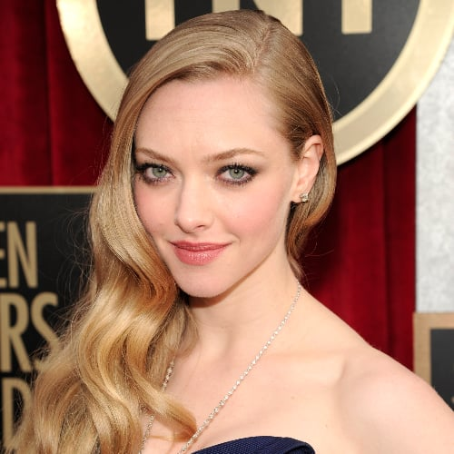 Amanda Seyfried: SAG Awards Hair 2013