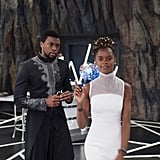 T'Challa/Black Panther and  Shuri