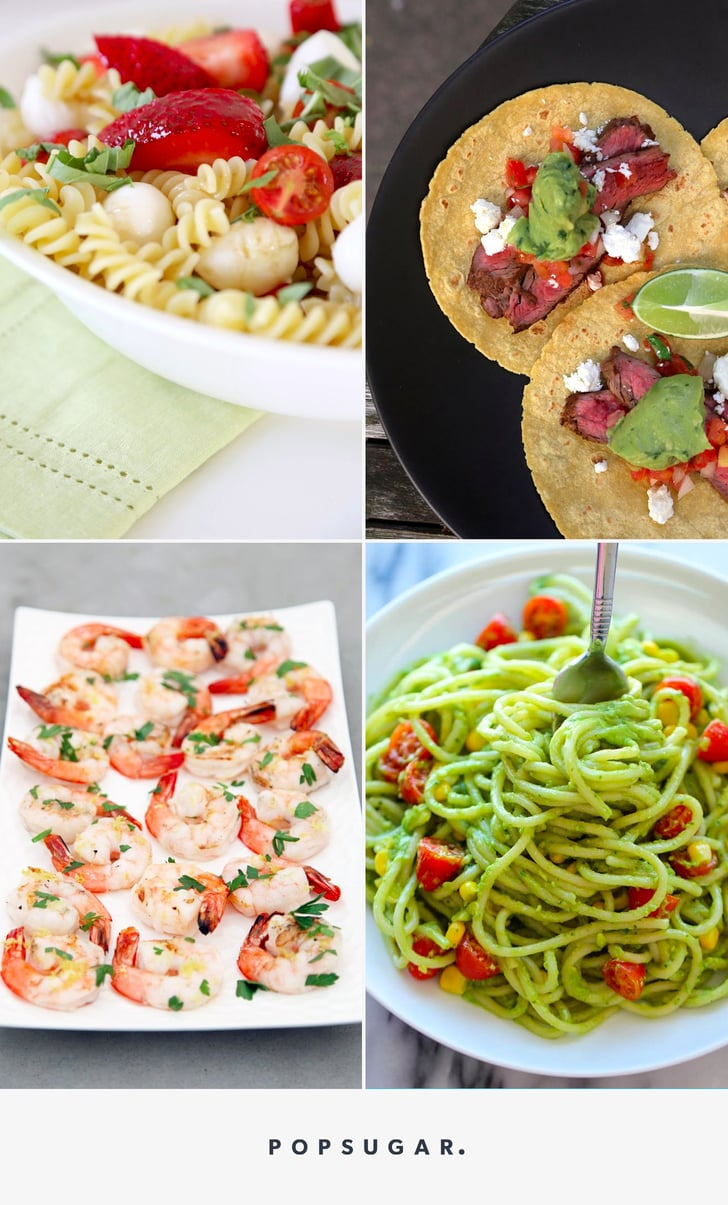 Eat Seasonally With These Easy Summer Dinners