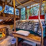 Volcano Tree House Rental in Hawaii