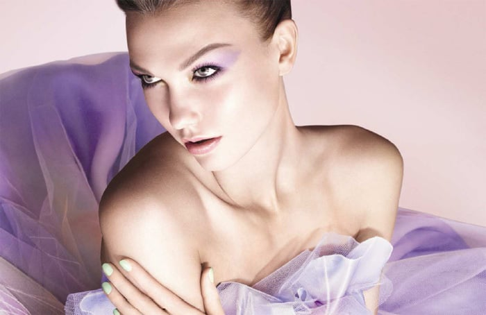 Christian Dior Beauty Spring 2012 Ad Campaign
