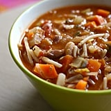 Vegetarian: Three-Bean Soup