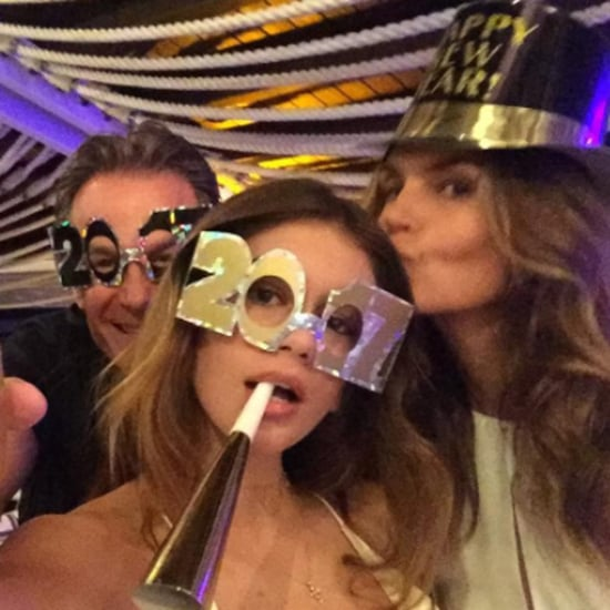 Celebrities Celebrating New Year's Eve 2016