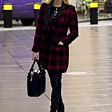 Fearne Cotton Street Style — February 2014