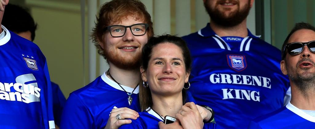 How Did Ed Sheeran Meet His Wife, Cherry Seaborn?