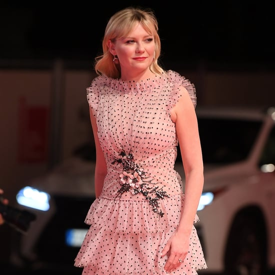 Kirsten Dunst's Rodarte Wedding Dress