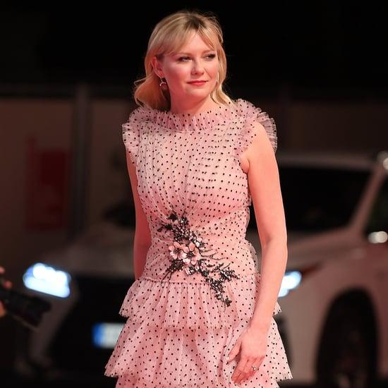 Kirsten Dunst's Rodarte Wedding Dress