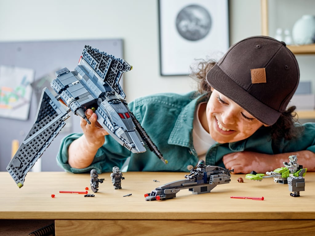 Lego Star Wars The Bad Batch Attack Shuttle