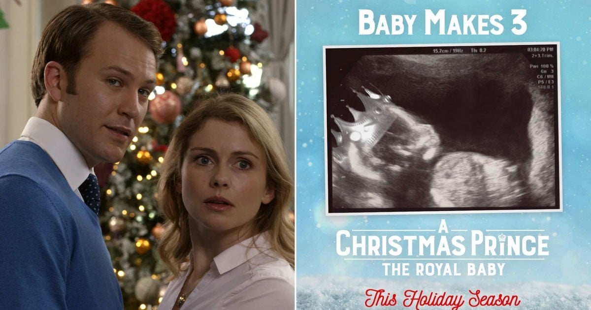 The Christmas Prince.A Christmas Prince The Royal Baby Netflix Release Date