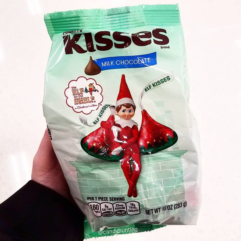 3717c27b1cc09 Elf on the Shelf Hershey s Kisses