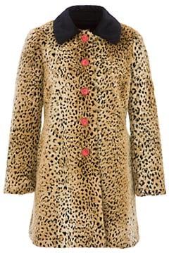 Fearne Cotton Leopard Print Jacket