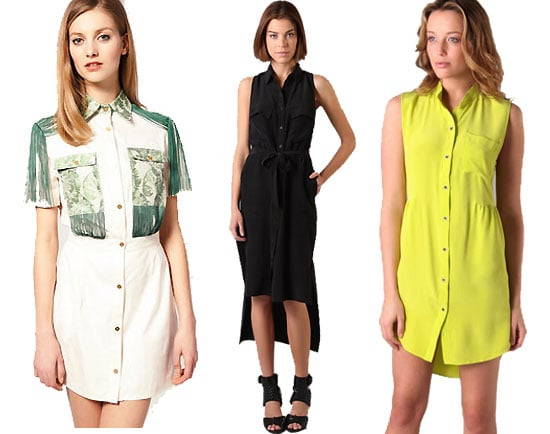 Best Shirtdresses For Spring and Summer 2011