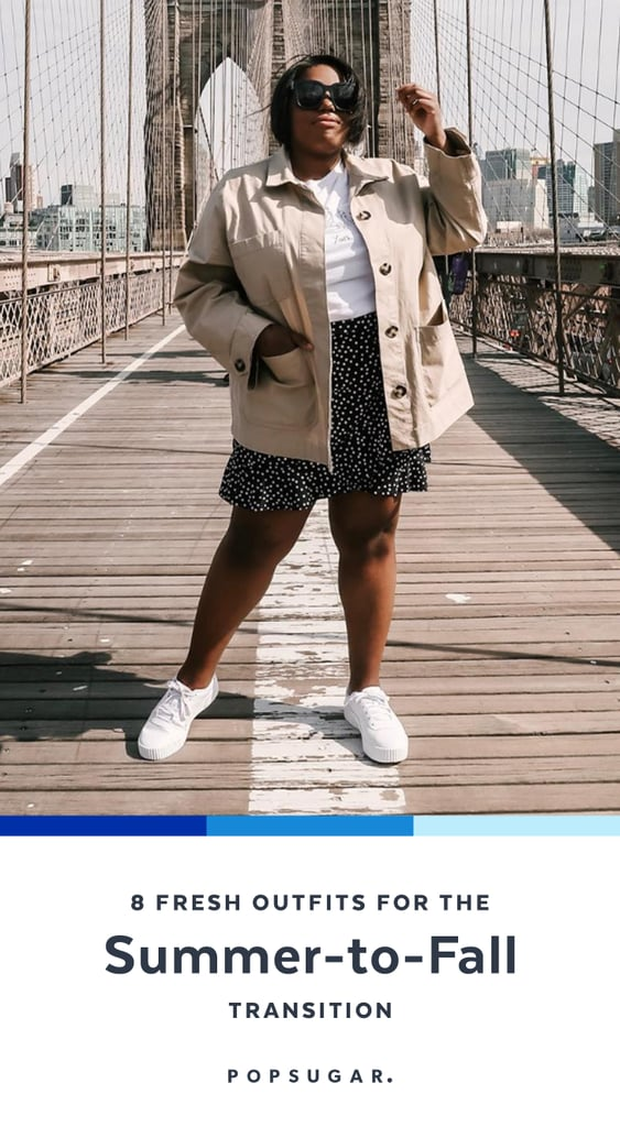 Transitional Dressing Ideas Summer to Fall 2019