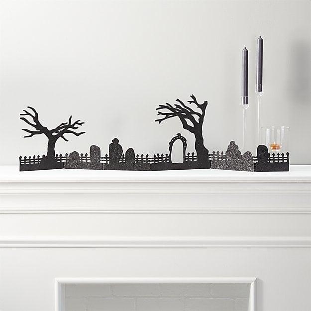Halloween Haunted Graveyard ($25)