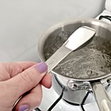 Add a LOT of salt to the boiling water when you cook pasta.
