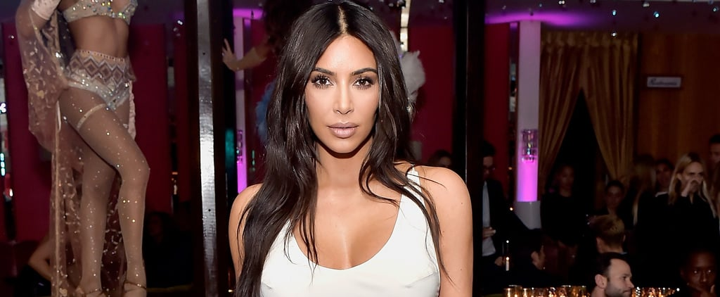 If Kim Kardashian Turned Back Time and Wore This Dress to Her Wedding, We'd LOVE It