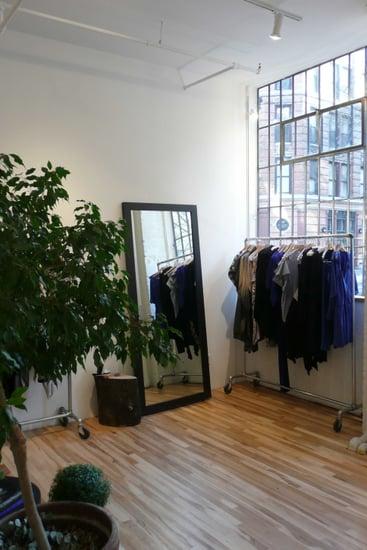 First Look: Zero + Maria Cornejo Opens New Flagship