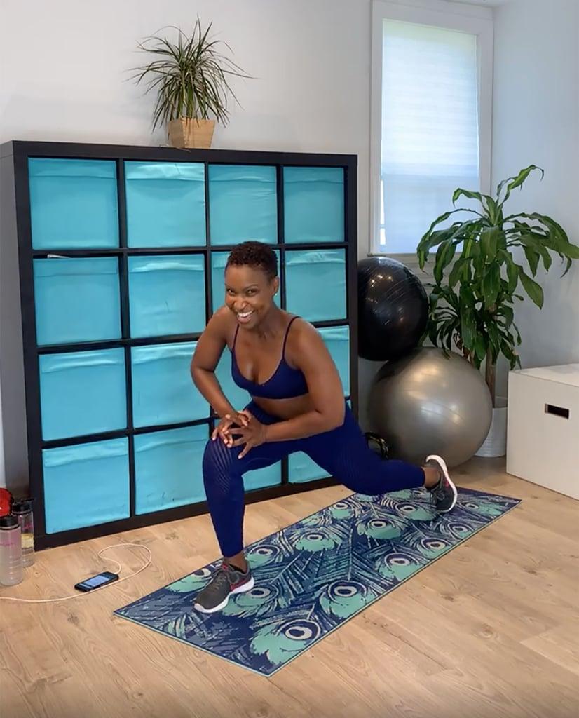 POPSUGAR Fitness Instagram Live Workouts