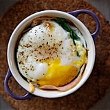 Quick and Easy Baked Egg