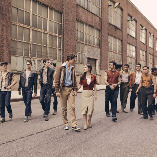 Steven Spielberg's West Side Story Remake Cast Photo