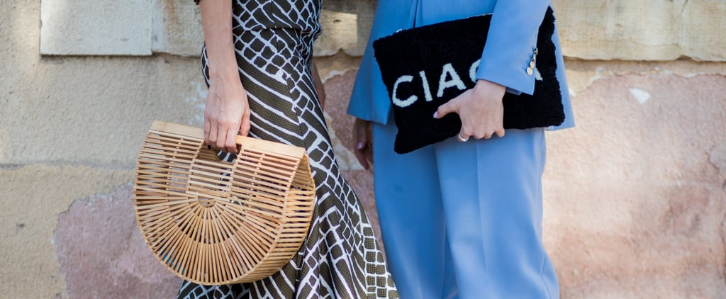 28 Straw Bags You'll Want to Splurge On