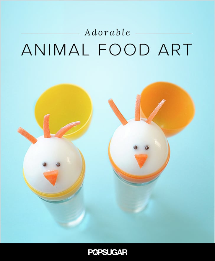 Animal-Shaped Snacks