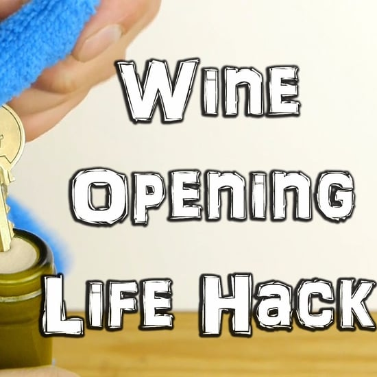 How Do You Open a Bottle of Wine Without a Corkscrew?