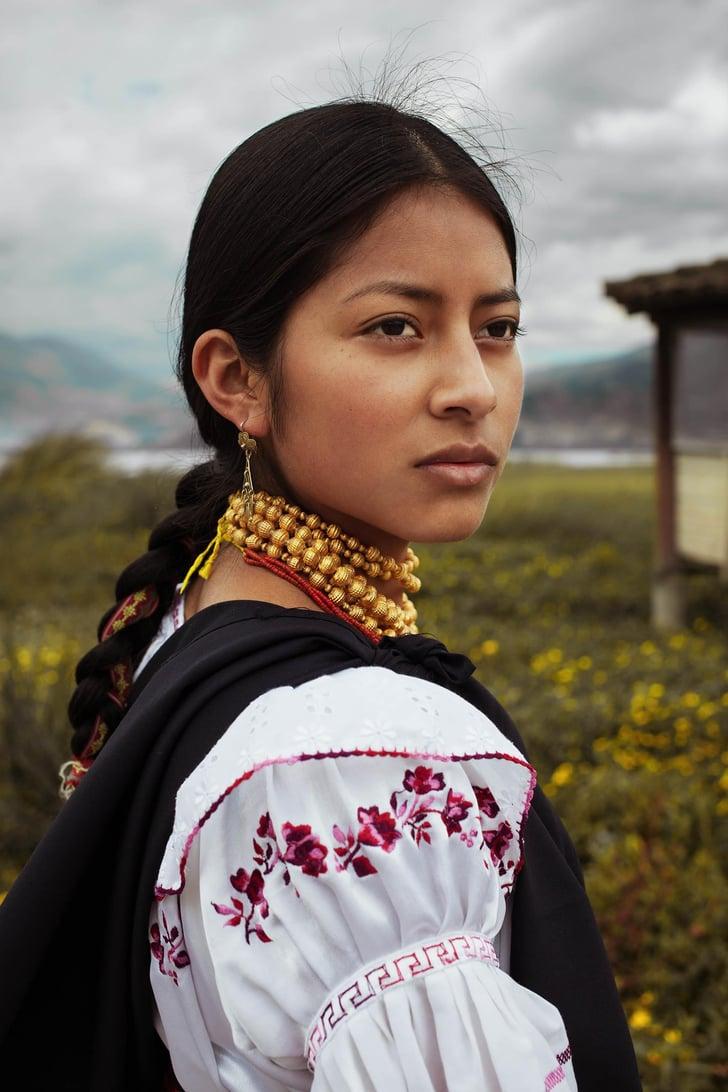 Ecuador ladies