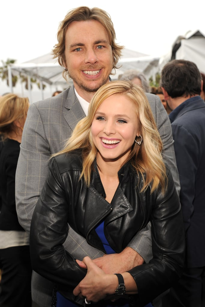 """On how he won over Kristen: """"Learn to dance, make jokes, and you can land a Kristen Bell."""" On their first year and a half together: """"Kristen's a good girl. She grew up very Christian, went straight to college, did great in school and started work immediately. She's charitable and philanthropic and rescues dogs. So when we met, our backgrounds were opposites. All the things I'd done were terrifying to her, and she had a hard time believing I would ever be able to stay married and monogamous and a father and all those things. For the first year and a half we were together, that was what we battled over almost weekly."""" On why their relationship works: """"We have such different backgrounds, it's comical. Until I was 32, I thought the world was just wolves, that there was no way anyone was acting with any kind of benevolence. When I met her and her friends, I was suspicious of their unbridled happiness. I thought, 'Something stinks here; they're in a cult.' But slowly I began to see her positive way of looking at the world. She gives people the benefit of the doubt."""" On why they went to see a therapist: """"There were hurdles, things she didn't trust about me, things I didn't trust about her. I just kept going back to 'This person has the thing I want, and I have to figure out how we can exist peacefully.' So we started [seeing a therapist together] right away."""""""