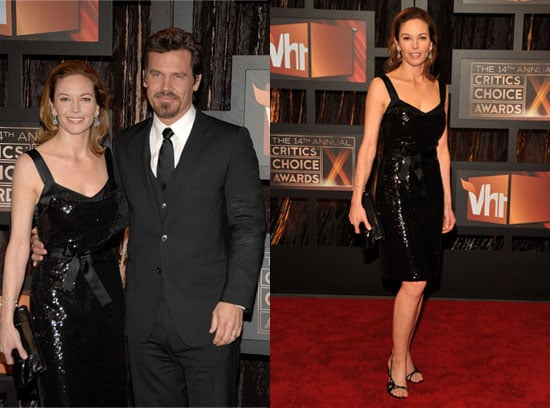 2009 Critics' Choice Awards: Diane Lane