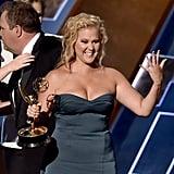 Amy Schumer's Win
