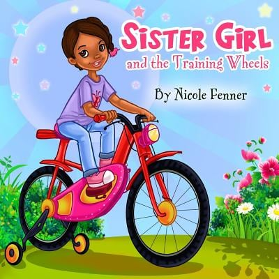 Sister Girl and the Training Wheels
