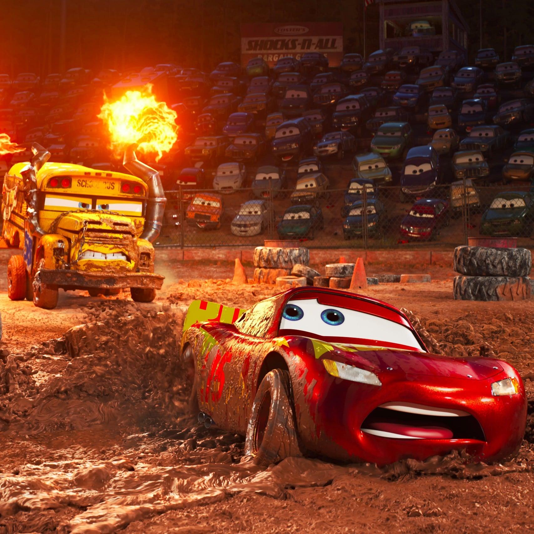 Cars 3 Trailer | POPSUGAR Entertainment